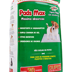 Pads Max – 30 Unidades