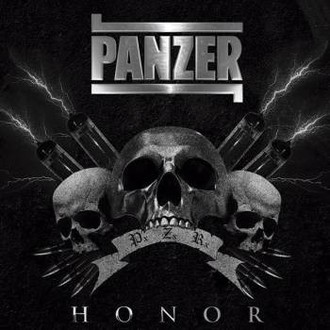 CD PANZER - HONOR (NOVO/LACRADO)