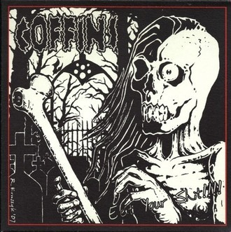 COFFINS / LOBOTOMIZED - Split 7""