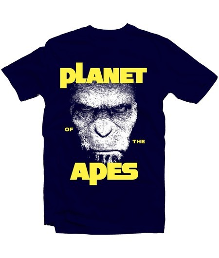Camiseta - Planet of the Apes
