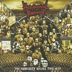 HIERARCHICAL PUNISHMENT - The Humanity walks this way CD