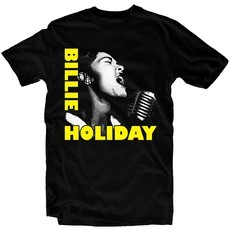 Camiseta - Billie Holiday