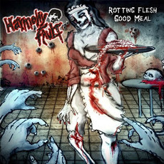 HARMONY FAULT - Rotting Flesh Good Meal CD