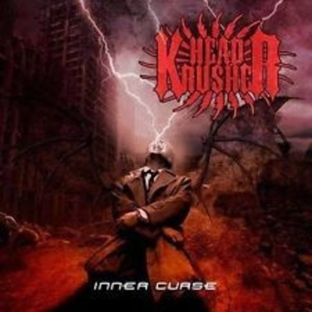 HEAD KRUSHER - Inner Curse CD