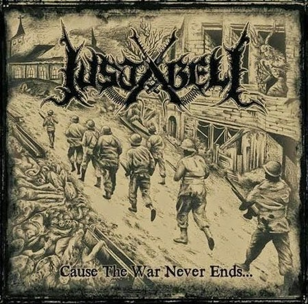 JUSTABELI - Cause the war never ends CD