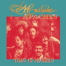 CD MUSTACHE & OS APACHES - TIME IS MONKEY (NOVO/LACRADO)