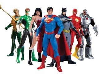 DC Collectibles The New 52 Justice League 7 pack