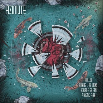 AZIMUTE (RALLYE, RUNNING LIKE LIONS, HORACE GREEN & PLASTIC FIRE)