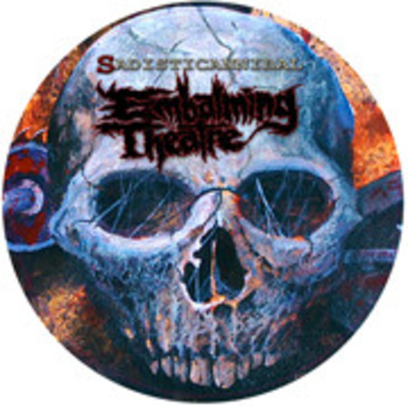 EMBALMING THEATRE - Sadisticannibal Pic Disc 7""