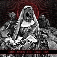 MISEO / DOWN AMONG THE DEAD MEN - Split 7""