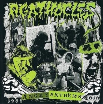 AGATHOCLES / Angry Anthems 1985 - 2010 CD