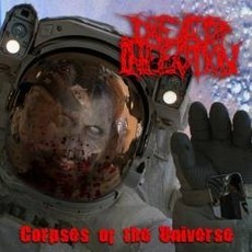 DEAD INFECTION/Corpses of the universe MCD