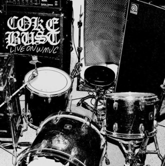 "COKE BUST Live on WMVC 7"" EP"