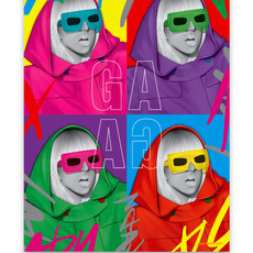 GAGA POP ART (Poster)