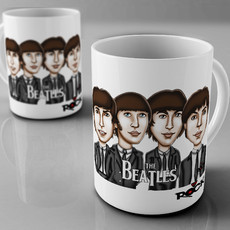 Beatles - Caneca exclusiva