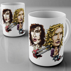 Led Zeppelin - caneca exclusiva
