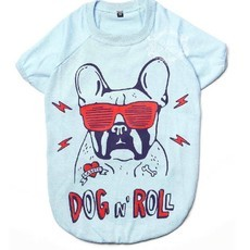 T-Shirt Dog Venice - GG
