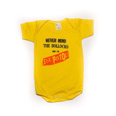 ​BODY - SEX PISTOLS - NEVER MIND THE BOLLOCKS (UNISEX)