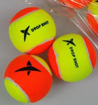 Bola de Beach Tennis Drop Shot - bola oficial