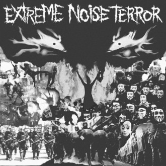 EXTREME NOISE TERROR S/T CD (MCR-279/JAPAN)