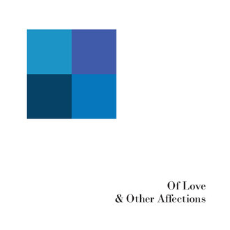 CD POSTAL BLUE - OF LOVE & OTHER AFFECTIONS (NOVO/LACRADO)