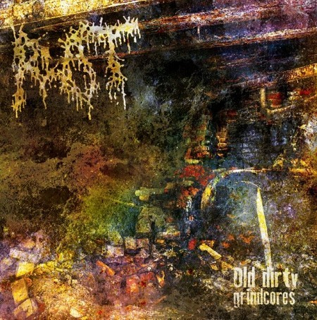 ROT - OLD DIRTY GRINDCORES  2007-1991 2xCD