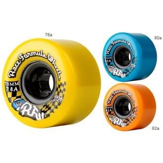 Rodas Sector 9 Race Formula 70mm Centerset