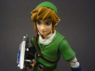 Good Smile Company Figma The Legend of Zelda Skyword Sword Link