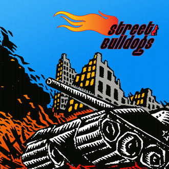 "STREET BULLDOGS ""QUESTION YOUR TRUTH"" LP 12"" ÚLTIMAS PEÇAS"