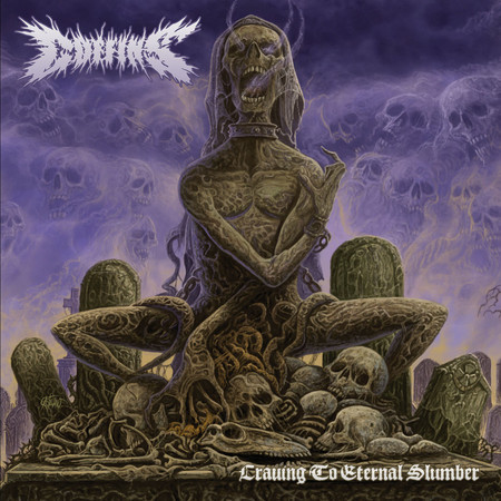 COFFINS - CRAVING TO ETERNAL SLUMBER LP