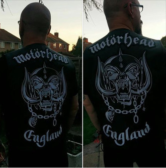 MOTÖRHEAD Back Path + Top
