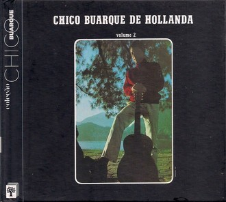 CD CHICO BUARQUE - VOLUME 2 (CD + LIVRO)