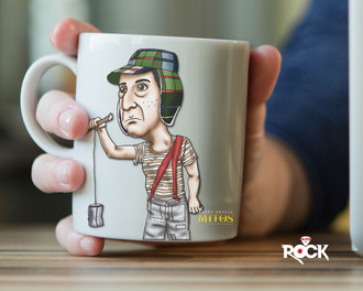 Chaves - Caneca exclusiva
