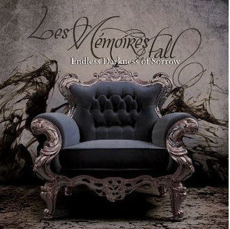 LÉS MEMOIRES FALL - Endless Darkness of Sorrow CD