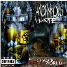 Anonymous Hate - Chaotic World CD