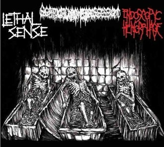 Scatologic Madness Possession/Endoscopyc Hemorrhage/Lethal Sense CD