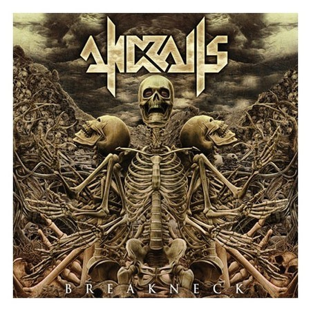 ANDRALLS - Breakneck - CD