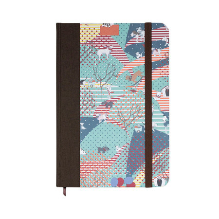 Notebook Love Dogs Joy Paper  (sem pauta)