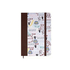 Notebook Love Dogs II Joy Paper(com pauta)