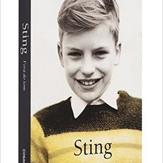 LIVRO STING - FORA DO TOM (NOVO/LACRADO)