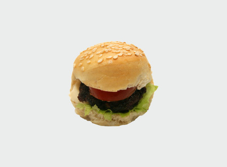 Mini-hamburguer