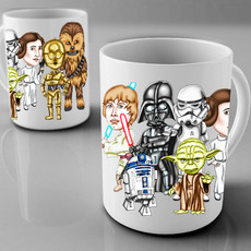 Star Wars - Caneca Exclusiva