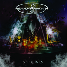 CD HEAVENS GUARDIAN - SIGNS (NOVO/LACRADO)