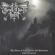 CD GREAT VAST FOREST - THE YEARS OF COLD WINTER AND DARKNESS (NOVO)