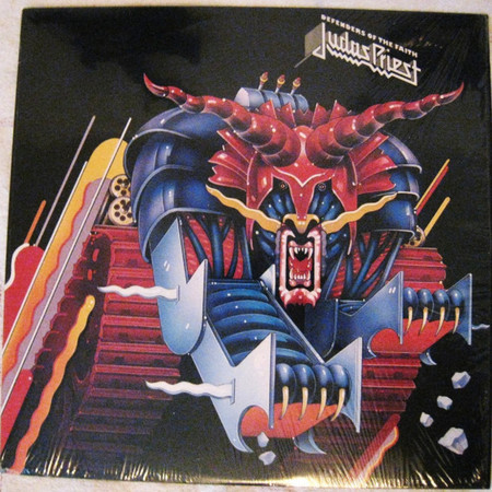 JUDAS PRIEST - Defenders of the Faith LP