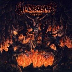 Witchburner - Demons Gatefold Lp + Poster