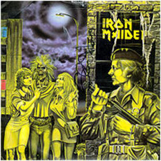 Iron Maiden ‎– Mujeres Uniformadas LP