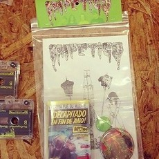 Impetigo - Faceless Tape + Zine Pack