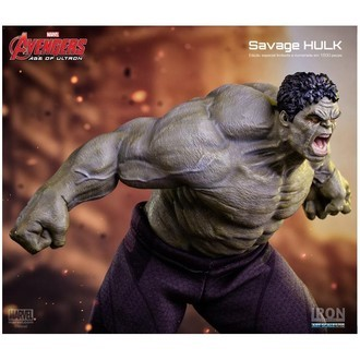 Savage Hulk 1/10 - Iron Studios