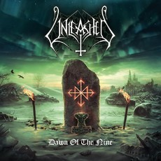 CD UNLEASHED - DAWN OF THE NINE (NOVO/LACRADO)